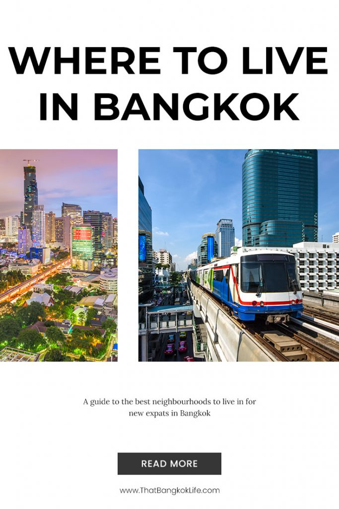 BEST PLACE TO LIVE IN BANGKOK