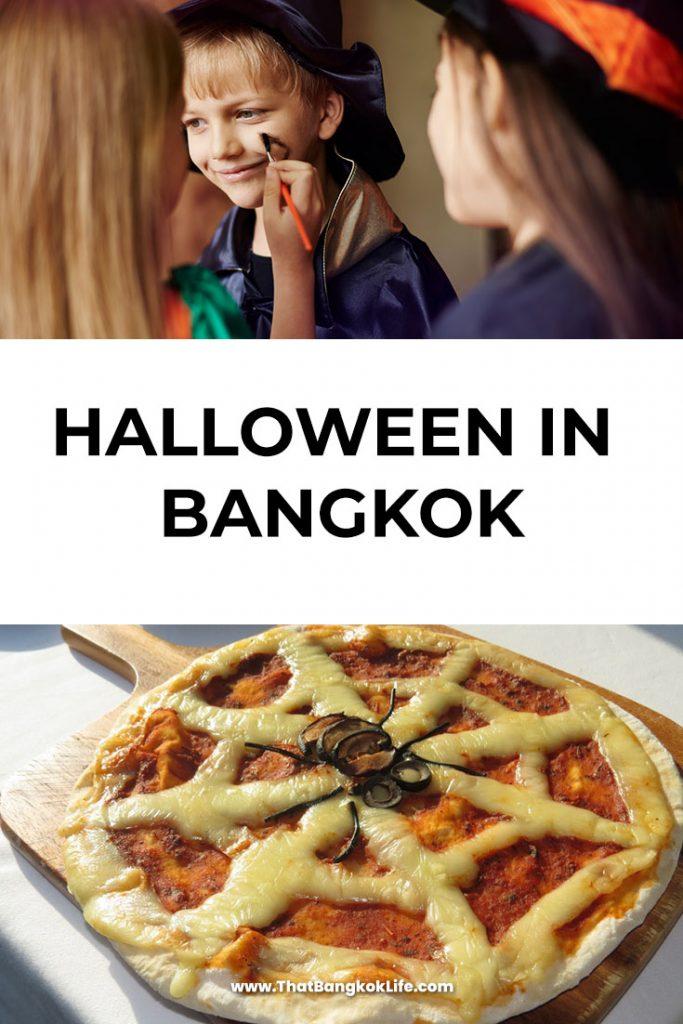 Halloween in Bangkok