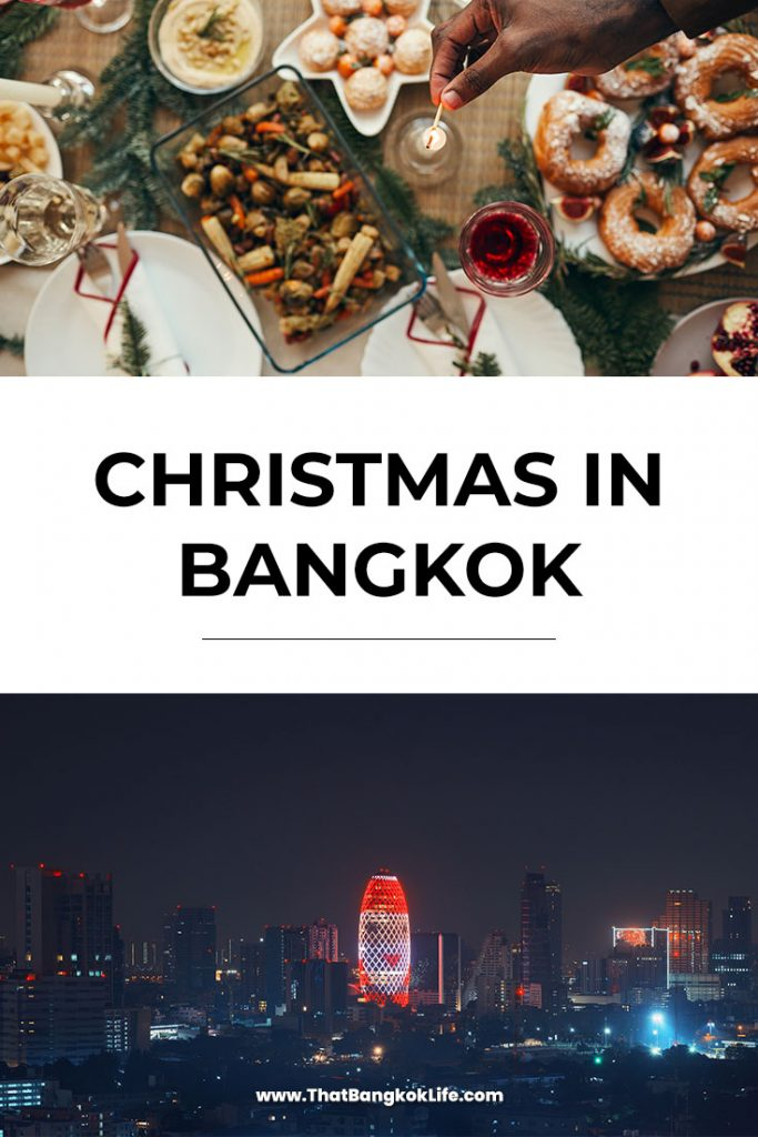 Christmas in Bangkok