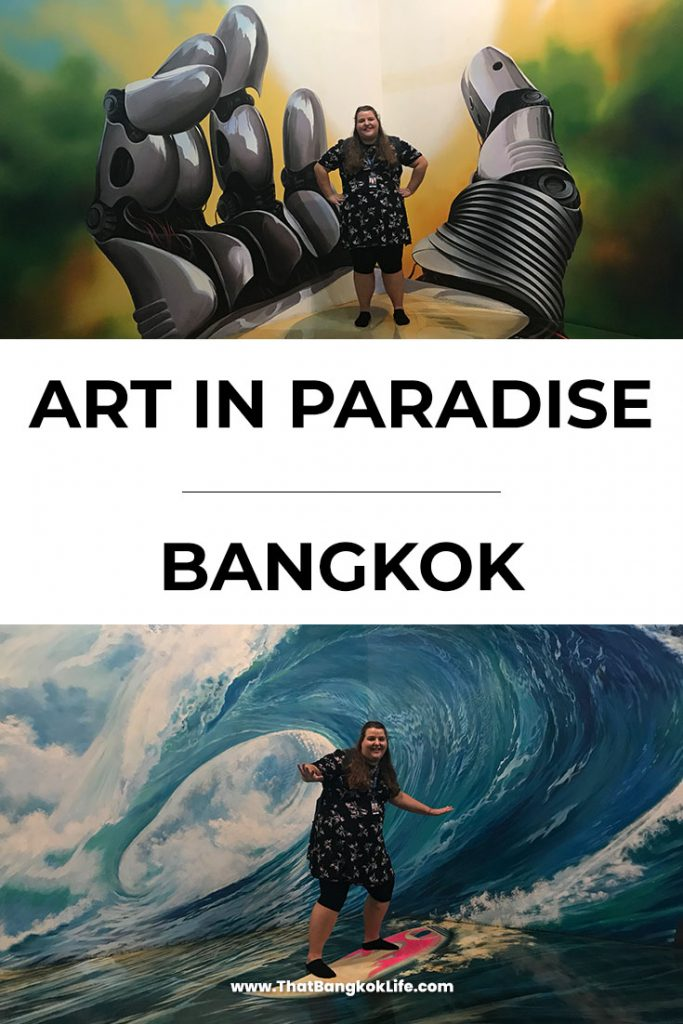 Art in Paradise Bangkok