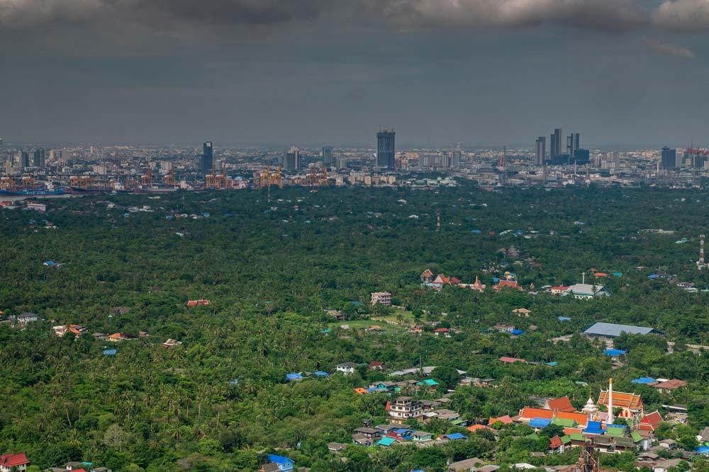 Bangkok green lung