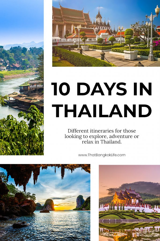10 days in Thailand
