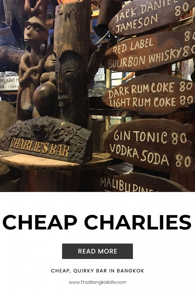 Cheap Charlies Bangkok