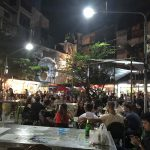 W DISTRICT BANGKOK – An outside food court & bar in Phra Khanong