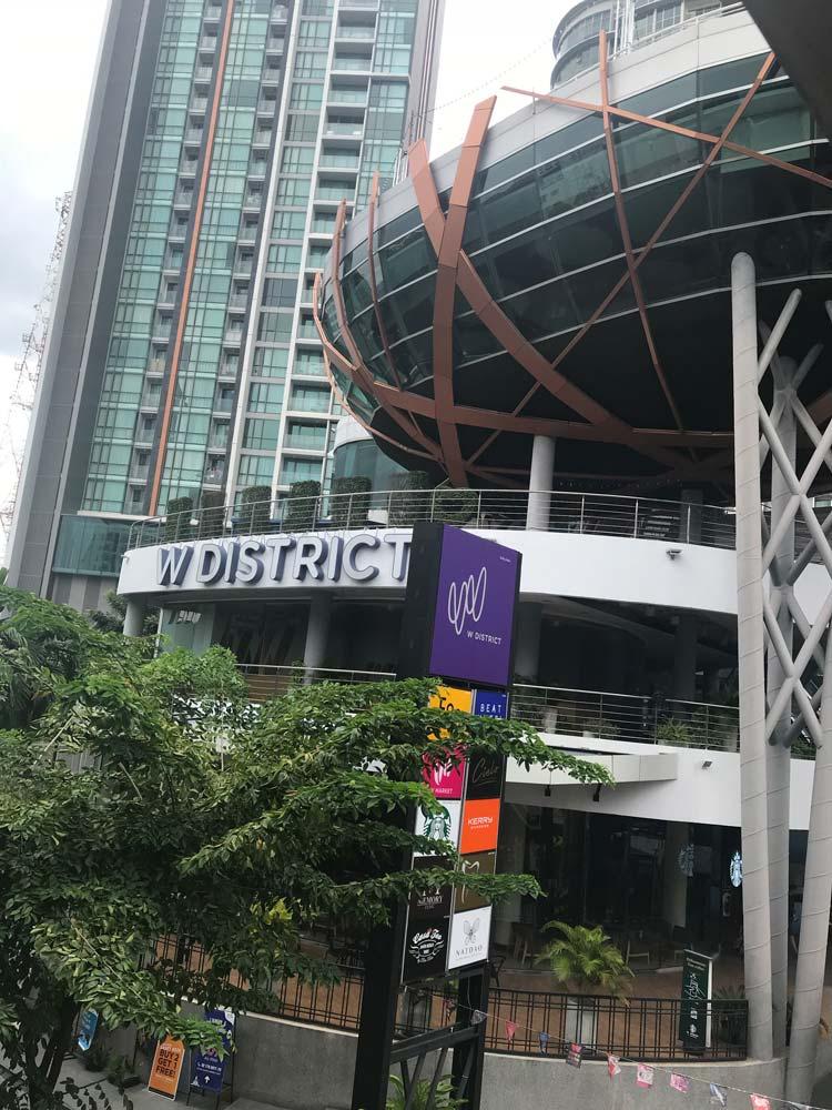 W District Bangkok