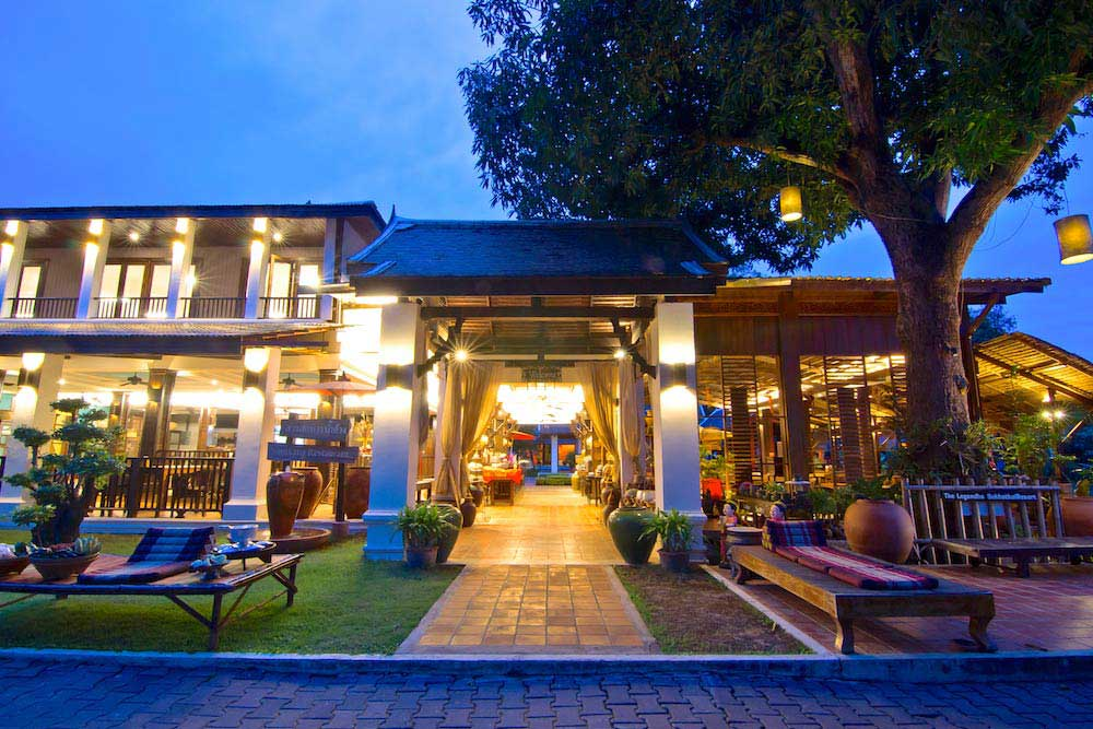 The Legendha Sukhothai Resort