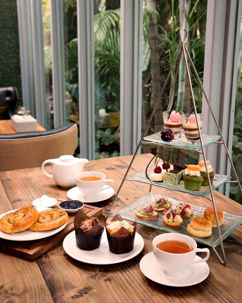 Baan Dusit Thani Afternoon Tea Bangkok