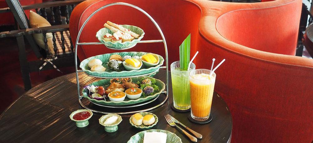 Grand Hyatt Erawan Bangkok Afternoon Tea