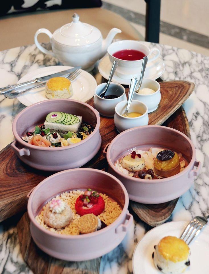 Siam Kempinski Afternoon Tea Bangkok