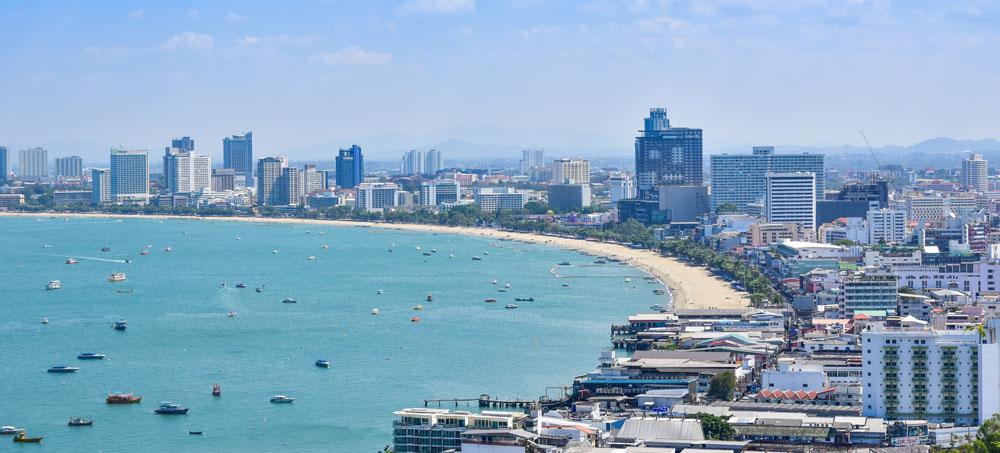 Pattaya city bangkok day trip