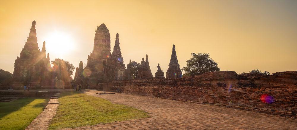 Ayutthaya bangkok day trip